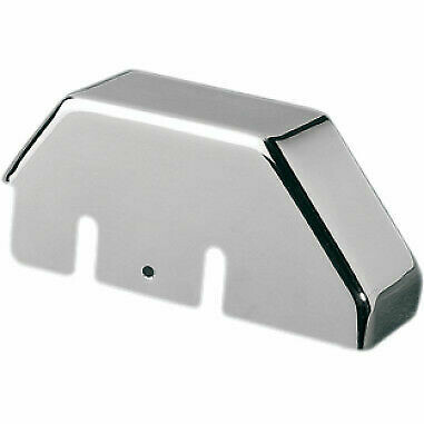 Drag Specialties Rear Master Cylinder Cover, 86-99 FLST (DS-530602)