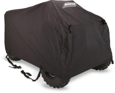 Moose Black XL ATV Cover Trailerable (4002-0056)