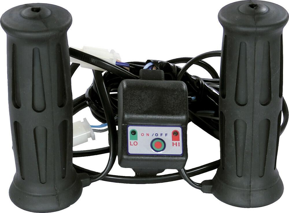 Fire Power Black Heated Grips ATV (01083552  300 MIN, 40-4130)
