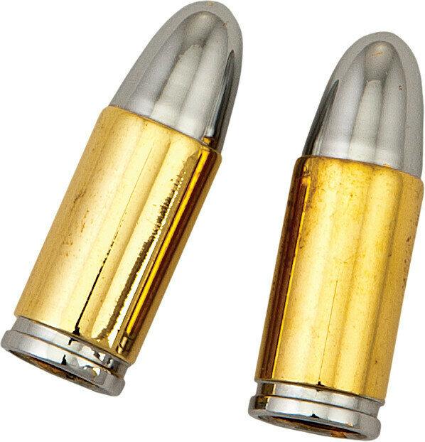 HardDrive Valve Stem Caps Gold Bullet (W99-6210G, 820-2504G)