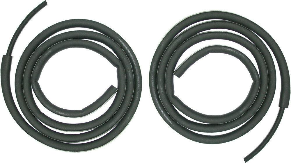 HardDrive Saddlebag Cover Gasket Pair (302455, 820-54656)