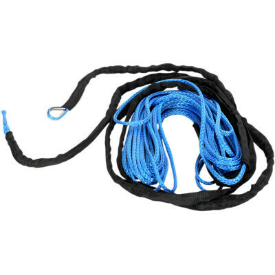 "Moose Synthetic Winch Rope 3/16"" x 50' Blue (4505-0611)"