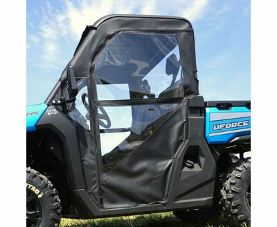 Over Armour Soft Full Doors - CFMOTO UFORCE 1000 (CF-U-1000-SDK01)