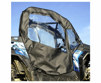 Over Armour Soft Full Doors - CFMOTO ZFORCE 500 | 800 | 800EX | 1000 (CF-ZFORCE-SDK01)