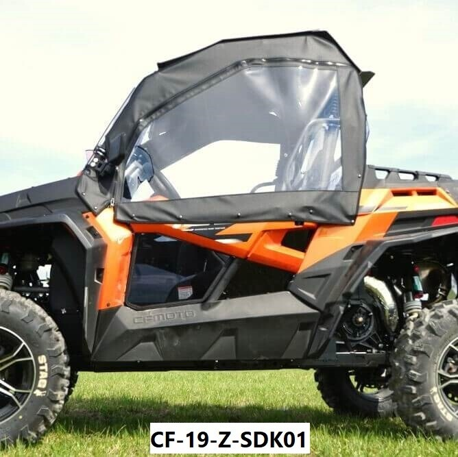 Over Armour Soft Upper Doors - CFMOTO ZFORCE 800 | 800EX | 1000 (CF-19-Z-SDK01)