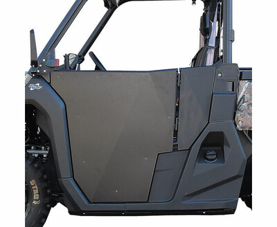 Dirt Specialties Black Suicide Half Doors - CFMOTO UFORCE 1000 (DS-8101)