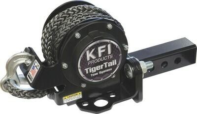 KFI Tiger Tail 12' Tow Rope System ATV/UTV 1.25