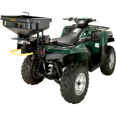 Moose ATV Spreader Dry-Material, Ice Melt, Seed & Fertilizer (4503-0057)