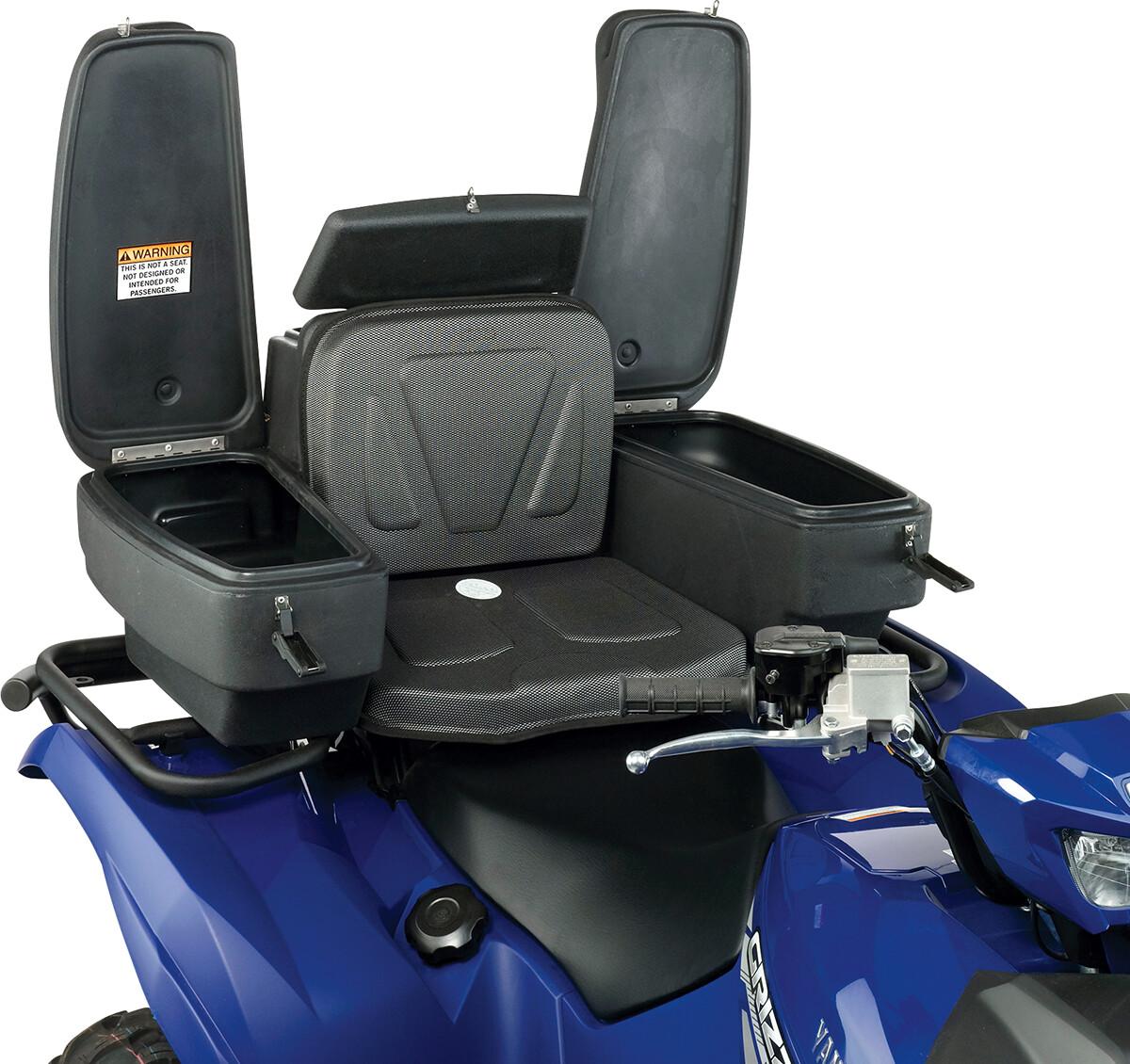 Moose ATV Rear Seat w/Cooler Storage Trunk Box (3505-0211)
