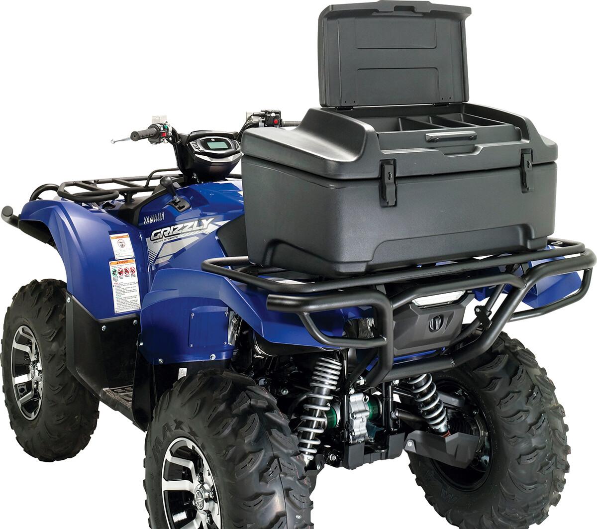 Moose ATV Two Tier Rear Storage Trunk Box (3505-0208)