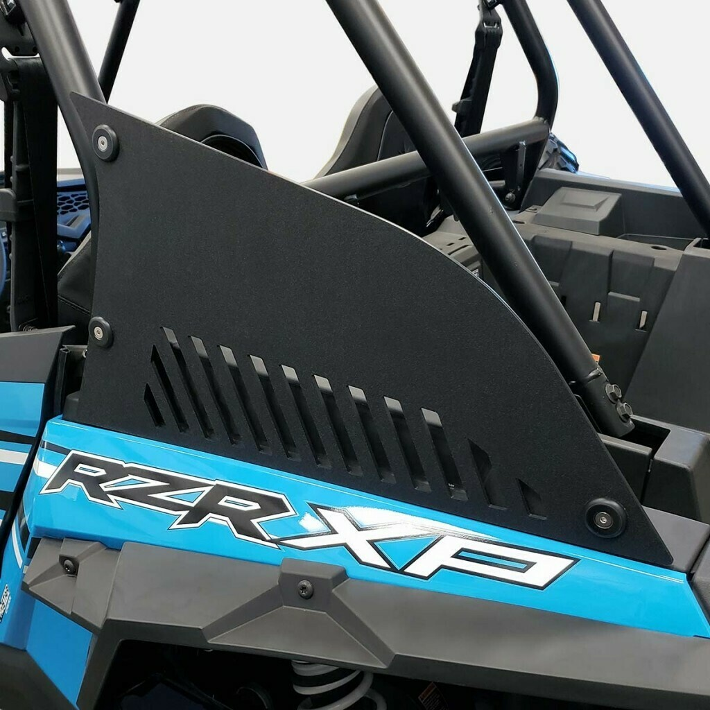 Polaris RZR XP Klock Werks UTV Sail Side Panels, Gray (KW05-01-0447, 0521-1580)