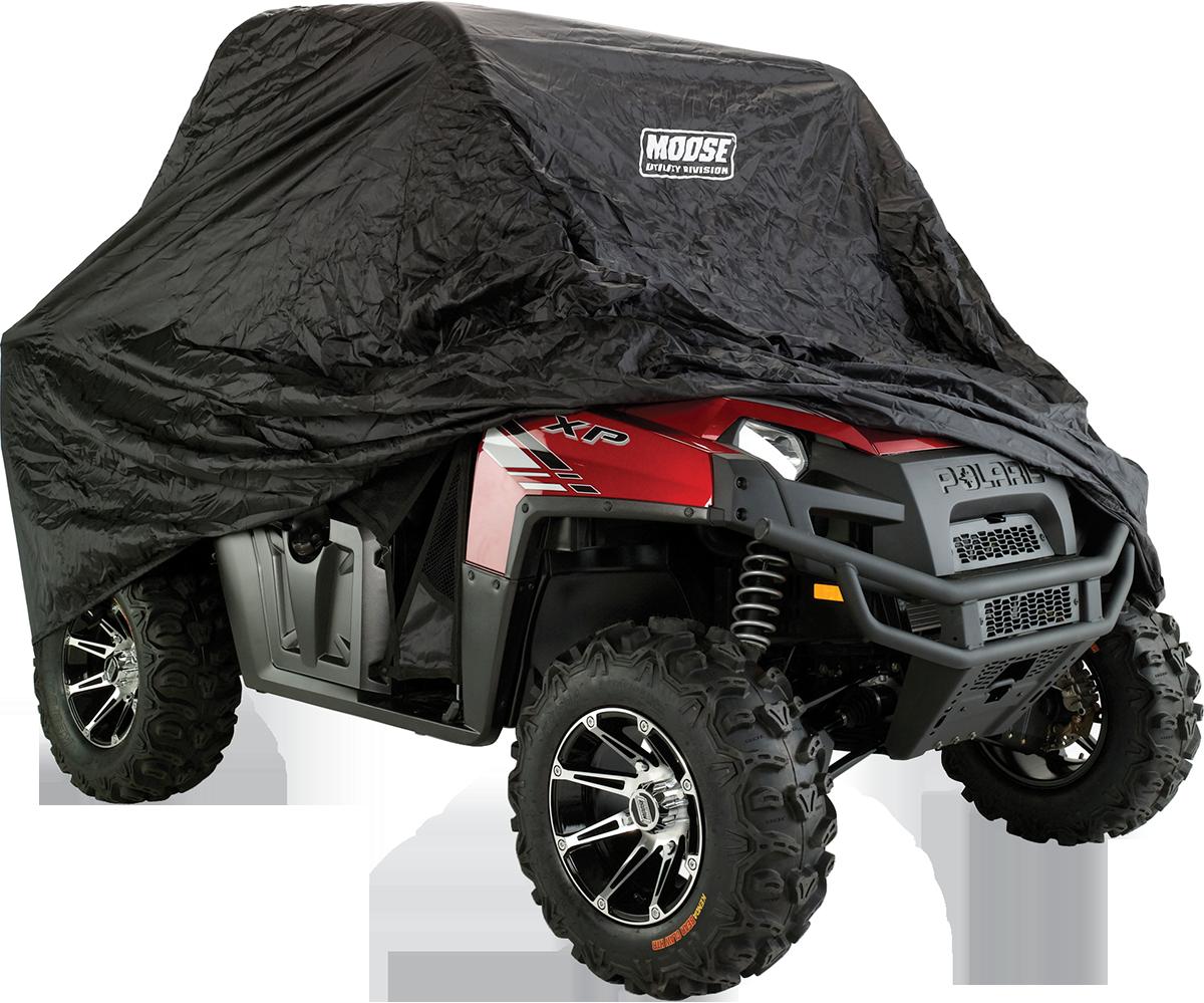 Moose UTV Full Storage Cover, Ozark Black (4002-0058)