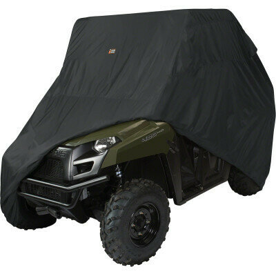 Classic QuadGear UTV XLarge Storage Cover, Black (18-071-050401-0, 4002-0090)