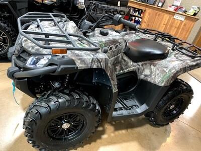 2020 CFMOTO CFORCE 500 S EPS ATV 4x4 Camo