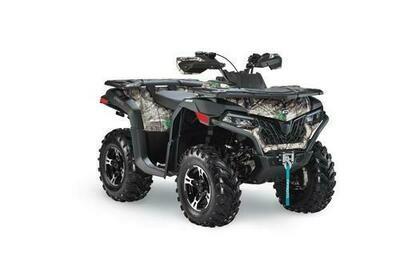 2020 CFMOTO CFORCE 600 EPS ATV 4x4 Camo