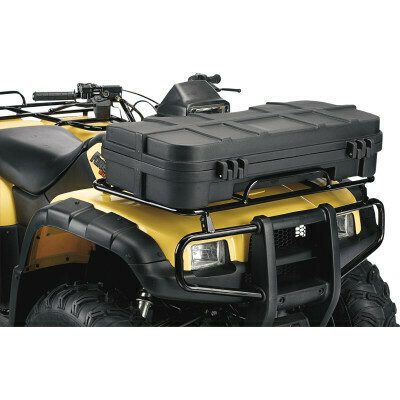 Moose ATV Front Storage Trunk Box, Lockable Water Resistant (3505-0023)