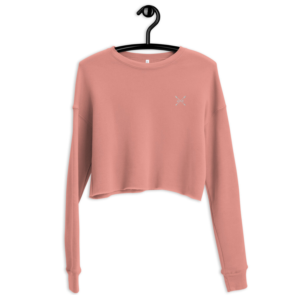 Okovich Original Crop Sweatshirt
