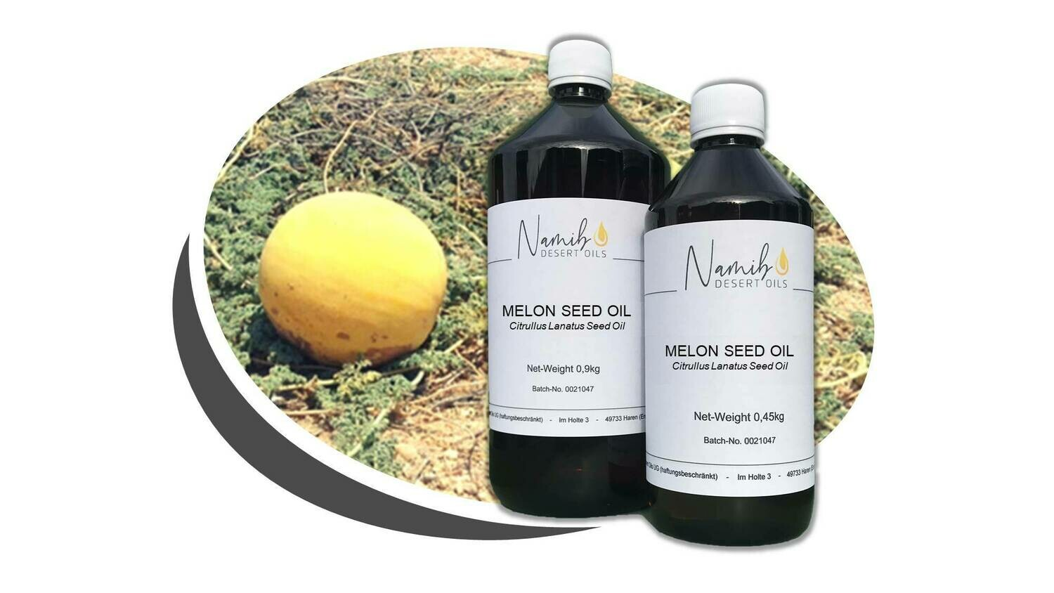 Kalahari Melon Oil - in 1 liter bottle