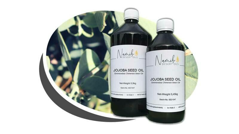 Jojoba Oil - in 1 liter bottle