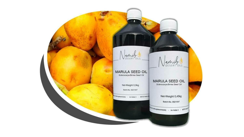 Marula Öl - in 1 Liter Flasche