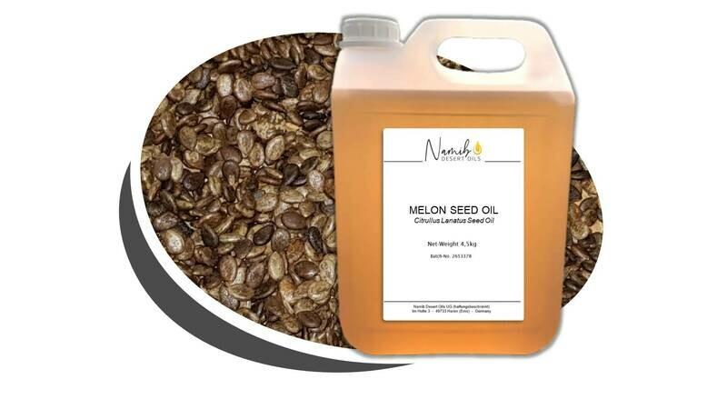 Kalahari Melon Oil - in 5 liter canister