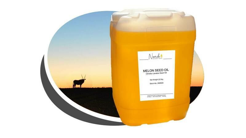 Kalahari Melon Oil - in 25 liter canister