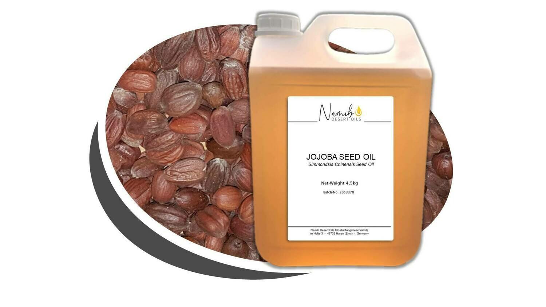 Jojoba Oil - in 5 liter canister