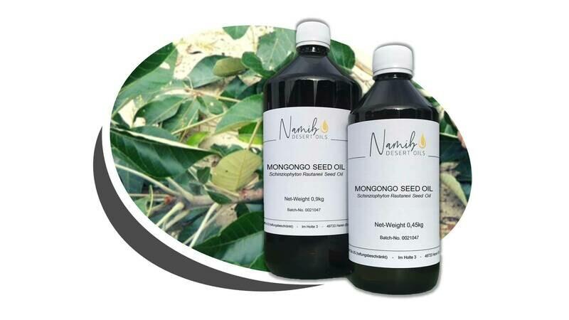 Mongongo Oil - in 1 liter bottle