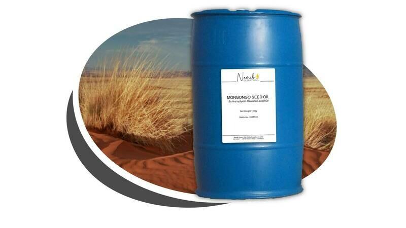 Mongongo Öl - BULK im Kunststofffass ab 23,50 Euro/kg [netto]
