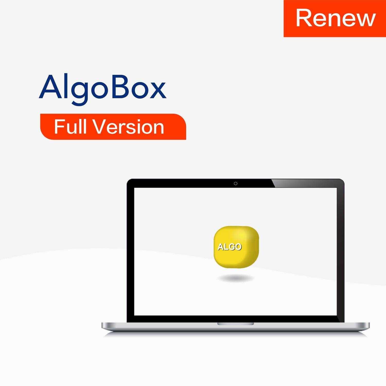 AlgoBox Renewal (Full Version)