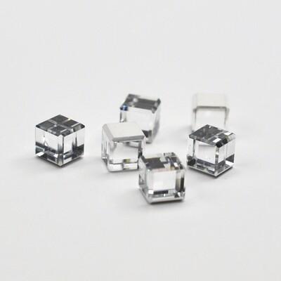 #4840 Comet Argent Light Cube 4 mm (6 pcs)