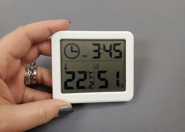 Digital Temperature & Humidity Meter
