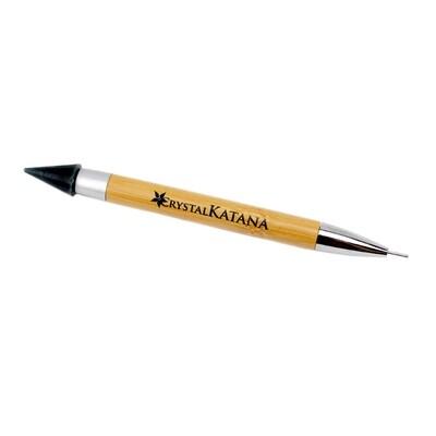 Crystal Katana Bamboo (w/ Free Tool Case)