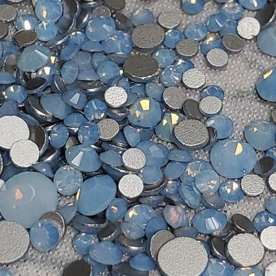 KiraKira Blue Opal Small Mix