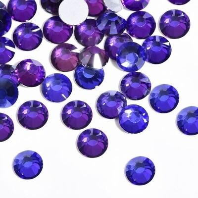 Purple Majestic - PRESALE KiraKira Glass Rhinestones by CrystalNinja