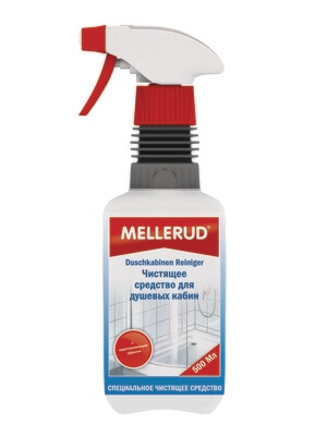 Средство  для чистки душевых кабин Mellerud