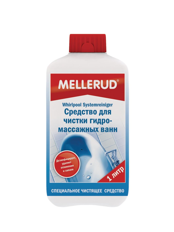 Средство для чистки  гидро-массажных ванн Mellerud