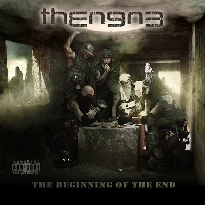 THE N9N3 THE BEGINNING OF THE END - CD