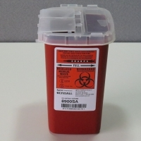 Sharps Container /Tariff:392690 Origin:USA