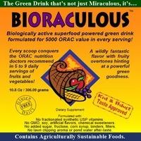 Bioraculous Greens - 6 Pack /Tariff:210690 Origin:USA