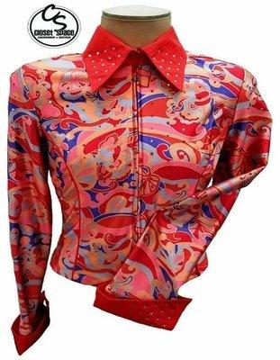 'Hobby Horse' Melon Shirt - NEW