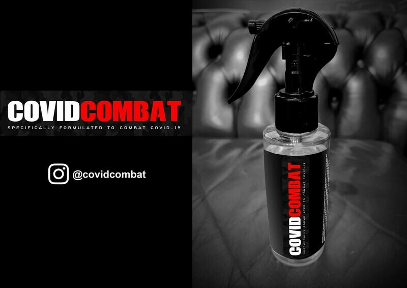COVID COMBAT 100ML BOTTLE