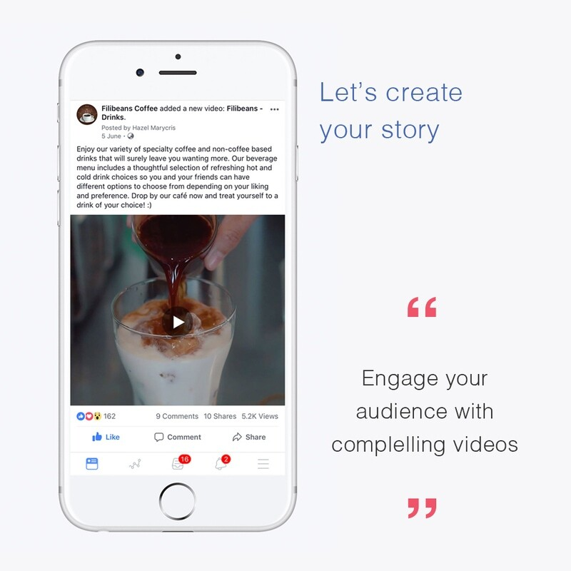 Social Media Video Ad Content Creation