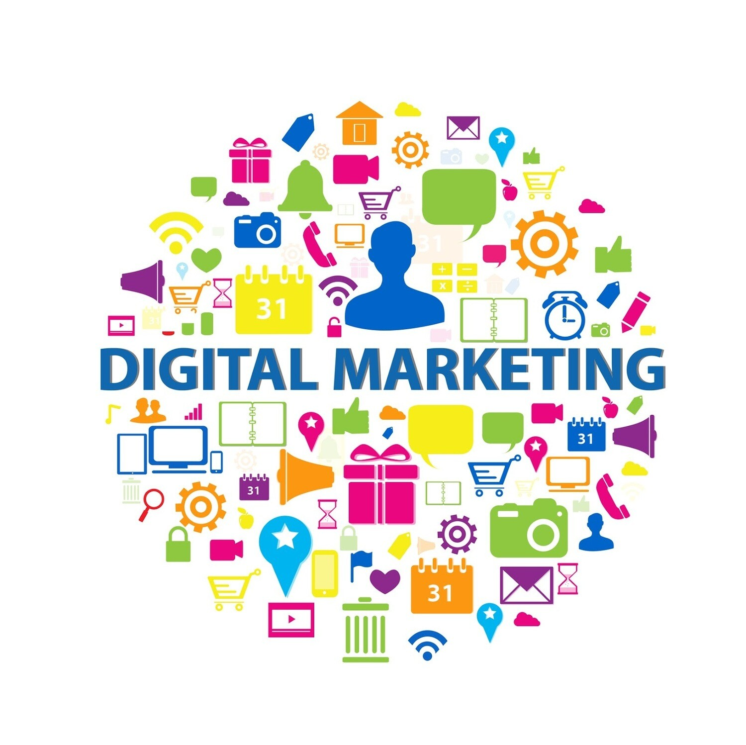 Digital Marketing PLUS with Ron Cates + Breakfast