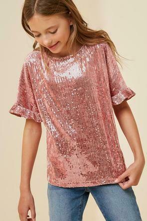 Sparkle of My Eye Top