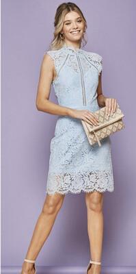 Easy Blue Dress