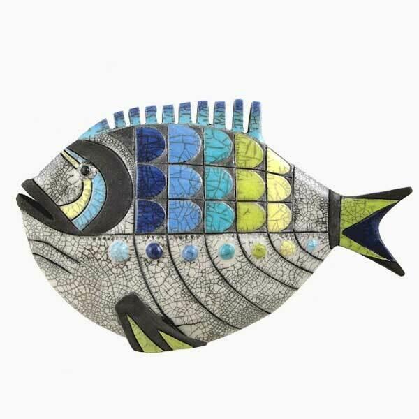 Fish K Large (Wall Hung)