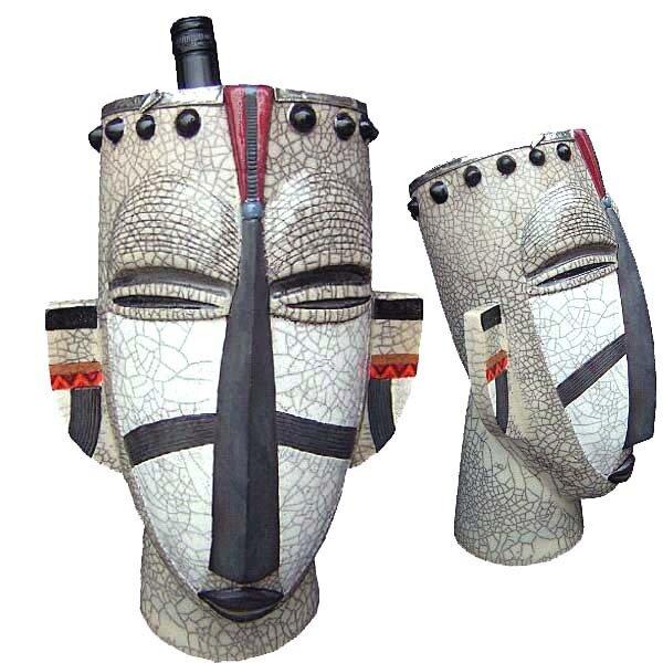 Wine Cooler Mask