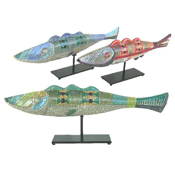 Elf Fish (on stand)