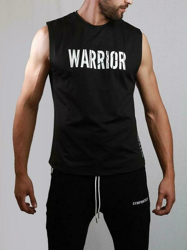 Gympirates Warrior Tank - Black